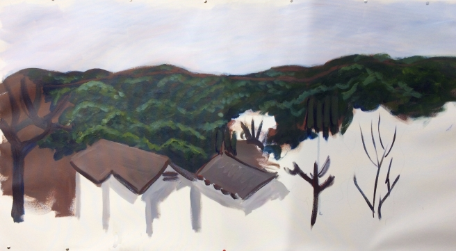 La Crescenta, large canvas2