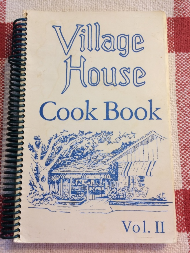 small cookbook cover