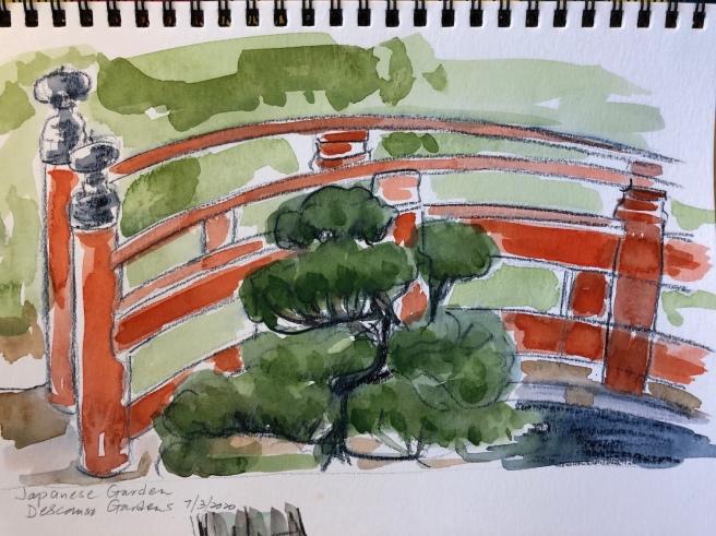Japanese Garden, Descanso, 7.3.2020